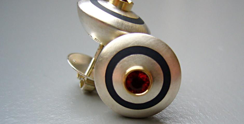 Silber 925 Feueropal Colorit